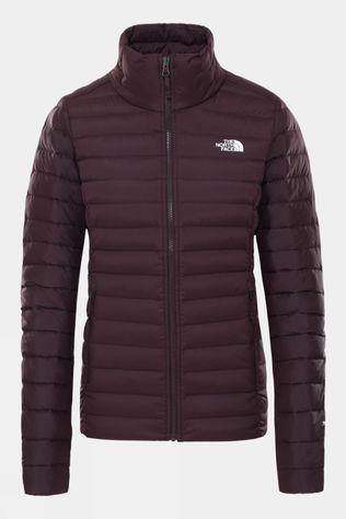 The North Face Womens Stretch Down Jacket Root Brown