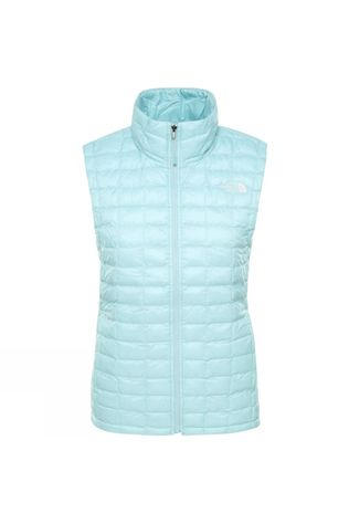 The North Face Womens Thermoball Eco Packable Gilet Windmill Blue Matte