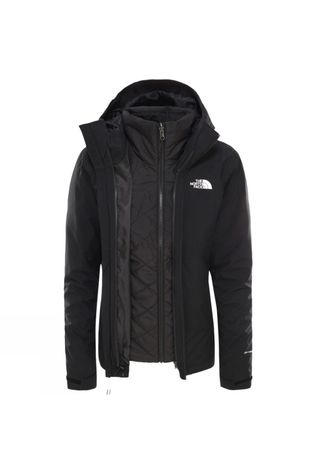 The North Face Womens Carto Triclimate Jacket TNF Black