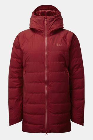 Rab Womans Valiance Parka Crimson
