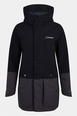 Berghaus Womens Norrah Insulated Jacket Jet Black/Grey Pinstripe