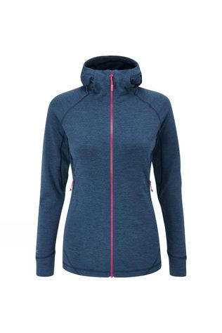 Rab Womens Nexus Jacket Deep Ink/Tayberry/Thistle