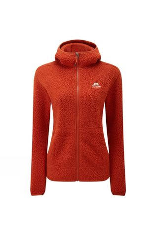 Mountain Equipment Womens Moreno Hooded Jacket Bracken