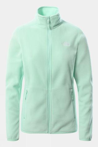 The North Face Women's 100 Glacier Full Zip Misty Jade