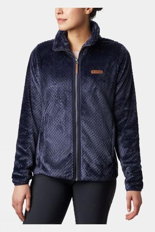 Columbia Womens Fire Side II Sherpa Full Zip Fleece Dark Nocturnal