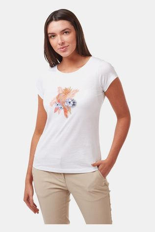 Craghoppers Womens Lima T-shirt Optic White