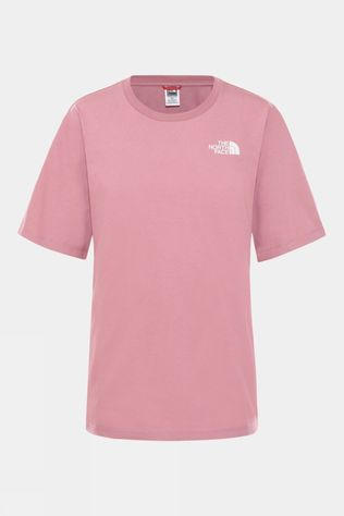 The North Face Womens BF Simple Dome Tee Mesa Rosa