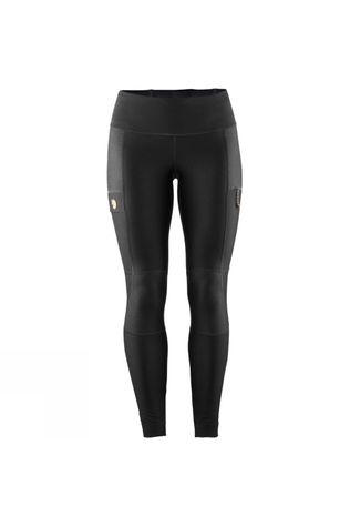 Fjallraven Fjall Womens Abisko Trail Tights Black