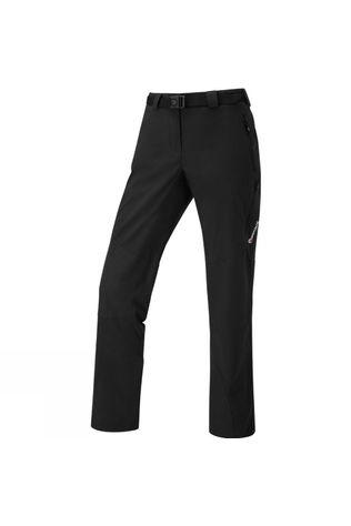 Montane Womens Terra Ridge Pants Black