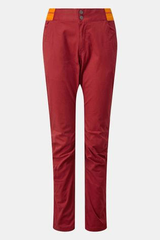 Rab Womens Zawn Pants Crimson