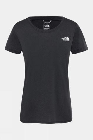 The North Face Women's Reaxion Amp Crew TNF Black Heather