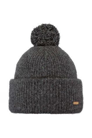 Barts Neluma Beanie Dark Heather