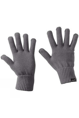 Jack Wolfskin Milton Glove Grey Heather