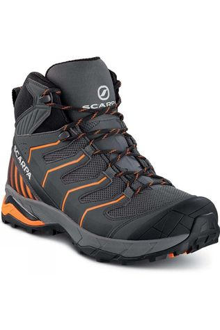 Scarpa Mens Maverick Mid GTX Boot Iron Gray/Orange