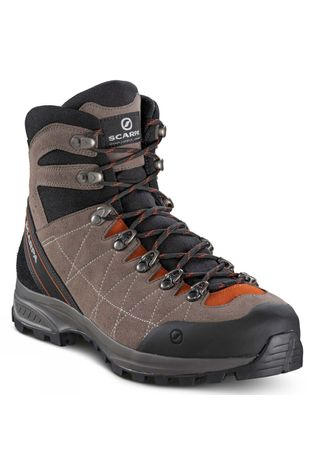 Scarpa Mens R-Evo GTX Boot Cigar/Rust