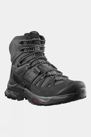 Salomon Mens Quest 4 GTX Hiking Boot Magnet/Black/Quarry