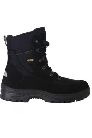 Calzat Men's Snowhike Traction Boot Black