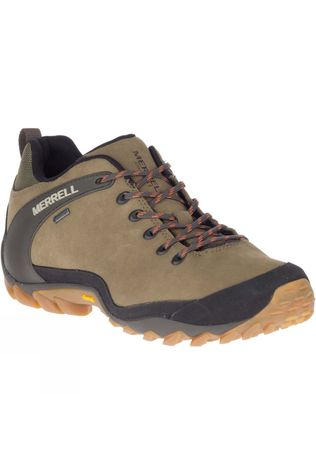 Merrell Men's Chameleon 8 Leather GTX Boot Olive