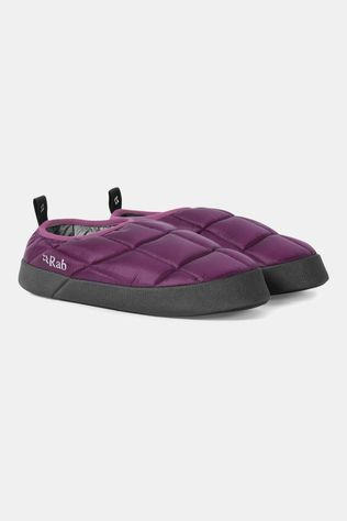 Rab Mens Hut Slippers Berry