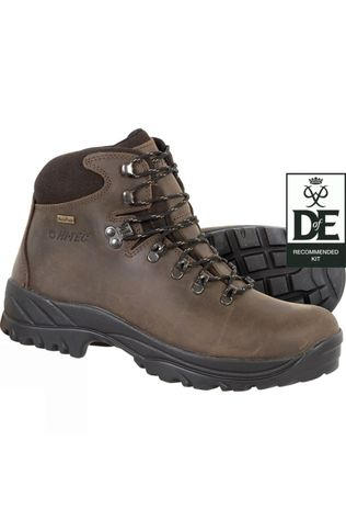 Hi-Tec Womens Ravine Waterproof Boot Brown