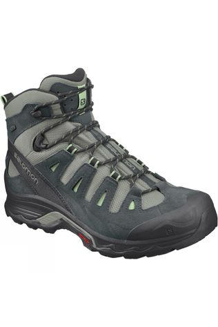 Salomon Womens Quest Prime Gore-Tex Boot Shadow/Green Gables/Pgreen