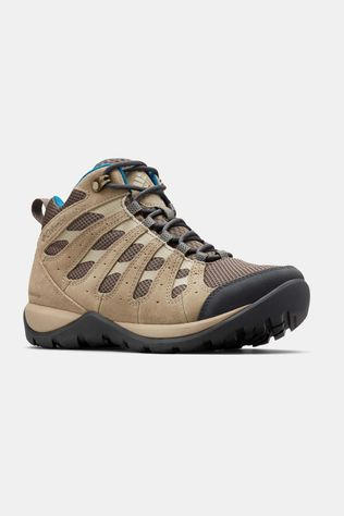 Columbia REDMOND V2 MID Waterproof Hiking Boot Mud/Lagoon