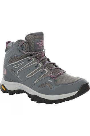 The North Face Womens Hedgehog Fastpack II Mid WP Boot Zinc Grey/Mauve Shadows