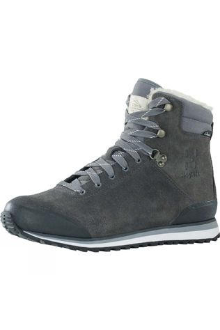 Haglofs Womens Grevbo Proof Eco Boot  Magnetite