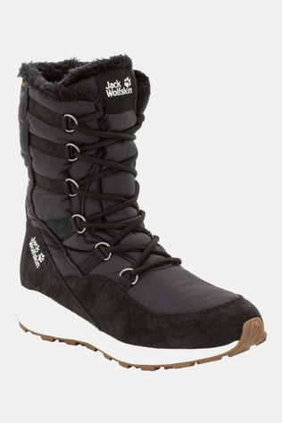 Jack Wolfskin Womens Nevada Texapore High Boot Black/Off White