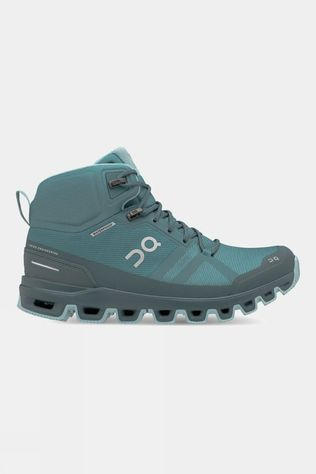 On Womens Cloudrock Waterproof Shoe Storm/Wash