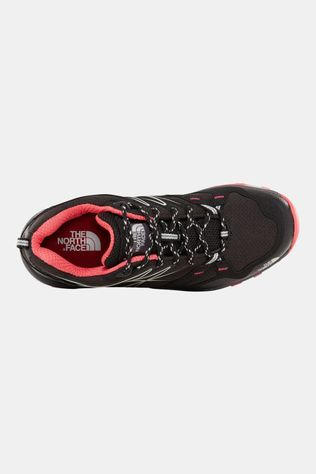 The North Face Womens Hedgehog Fastpack GTX Shoe TNF Black/Atomic Pink