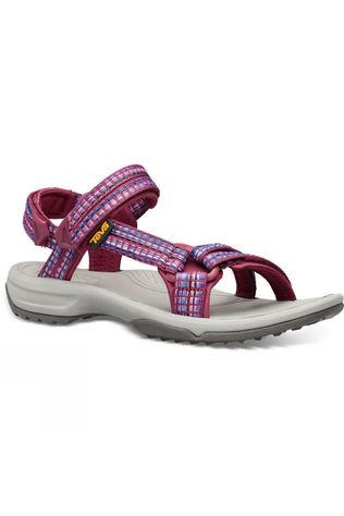 Teva Women's Terra Fi Lite Red Plum