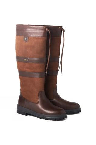 Dubarry Womens Galway Country Boot GTX ExtraFit Walnut