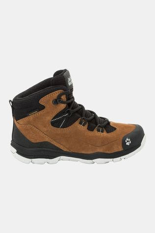 Jack Wolfskin Kids Mountain Attack 3 Lt Texapore Mid Desert Brown / Black