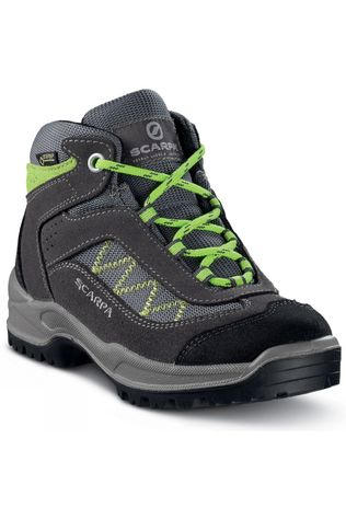 Scarpa Kids Mistral GTX Smoke/ Mantis Green