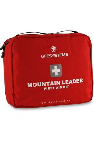 Lifesystems mountain leader first aid .