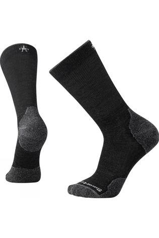SmartWool Men's PhD Outdoor Light Crew Socks Charcoal