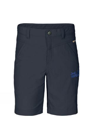 Jack Wolfskin Boys Sun Shorts 14+ Night Blue