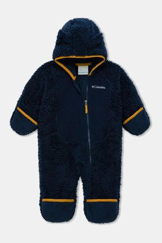 Columbia Kids Foxy Baby Suit Collegiate Navy/Canyon Gold