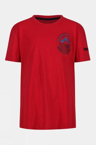 Regatta Kids Bosley III Tee True Red