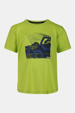 Regatta Alvarado V T-shirt 14+ Electric Lime