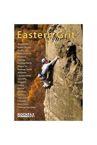 Rockfax Cordee Eastern Grit 3rd Edition, April 2015