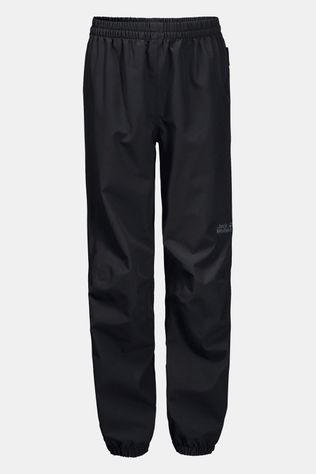 Jack Wolfskin Children's Rainy Days Trousers Black