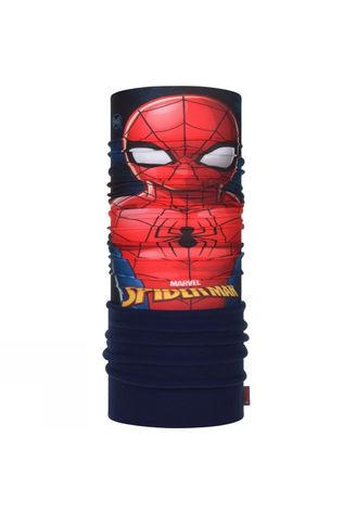 Buff Children's Polar Buff Spider-Man Night Blue