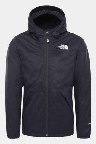 The North Face Girls Warm Storm Rain Jacket TNF Black
