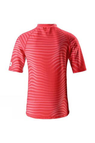 Reima Kids Fiji Sun Protection Top Pink Wave