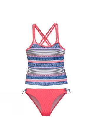 Protest Girls Leoni Jr Tankini Seashell