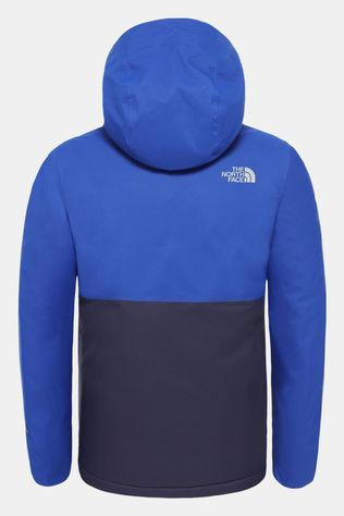 The North Face Youth Snowquest Plus Jacket TNF Blue