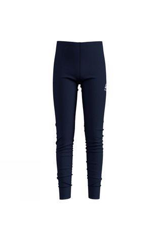 Odlo Kid's Long Thermal Pants Diving Navy