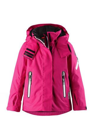 Reima Girls Roxana Jacket Raspberry Pink